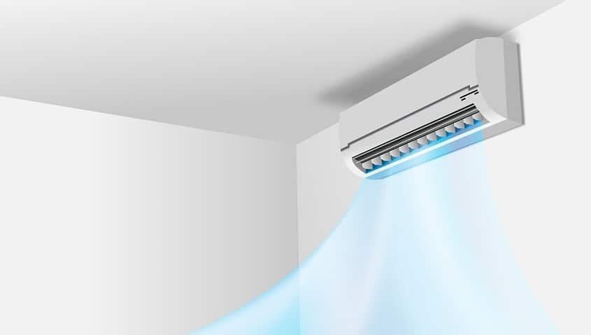 climatiseur pac gérer température maison