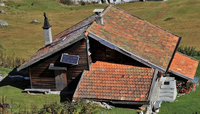tuile solaire économie électricité