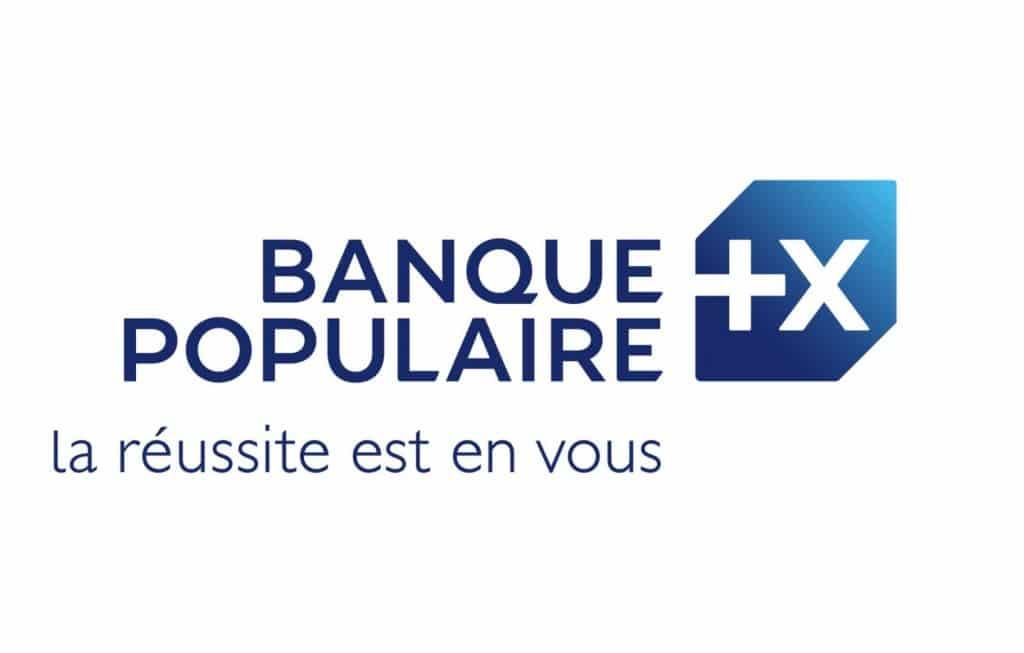 logo officiel banque populaire